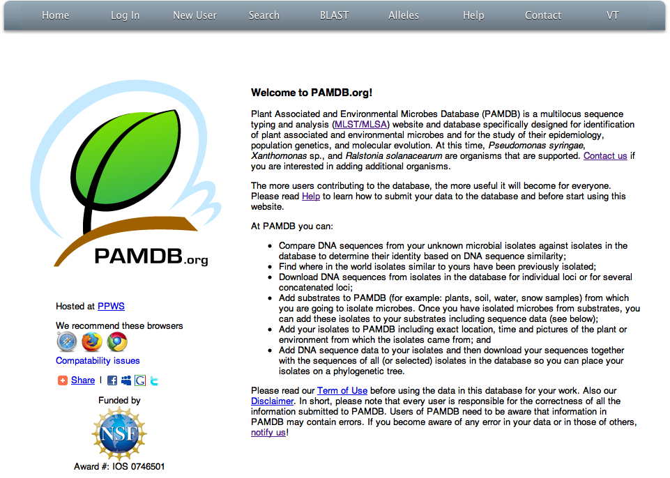 pamdb.org